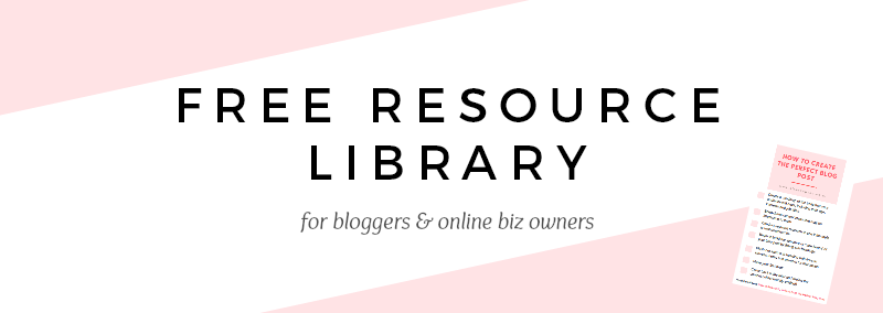 free resource library access